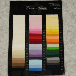 Emma Louise Quilters Muslin Solids