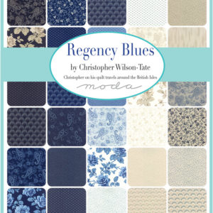 Regency Blues By Christopher Wilson Tate