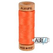 Aurifil - 80wt - Hand Applique Thread - 280 mts - Colour 1154 Dusty Orange