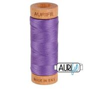 Aurifil - 80wt - Hand Applique Thread - 280 mts - Colour 1243 Dusty Lavender