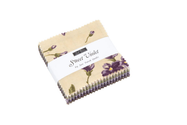 Sweet Violet - Mini Charms