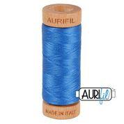 Aurifil - 80wt - Hand Applique Thread - 280 mts - Colour 2730 Delft Blue