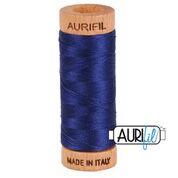 Aurifil - 80wt - Hand Applique Thread - 280 mts - Colour 2745 Midnight