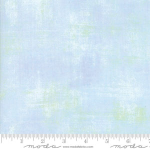 Grunge - Basic Range by Moda - 30150 406 - Clear Water