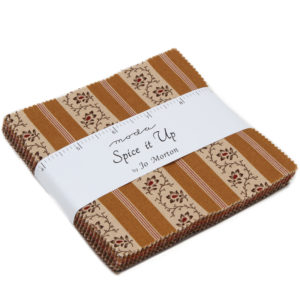 Spice It Up by Jo Morton - Charm Squares