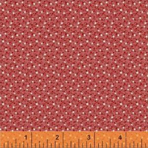 Vine - 422893 - Mini Floral Dot- Pink/Red