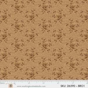Kings Quilt Backs - 26590 Brown