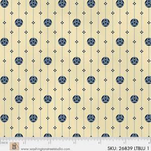 St Louis Collection by Washington Street - 26839 Light Blue