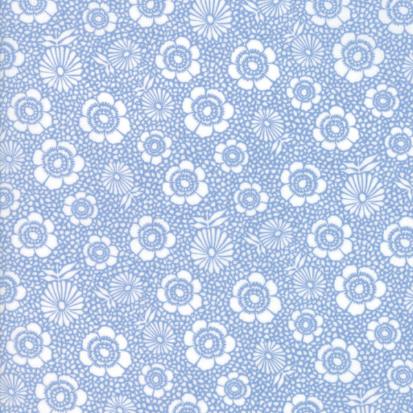 Oxford Prints - 5710 13- Blue