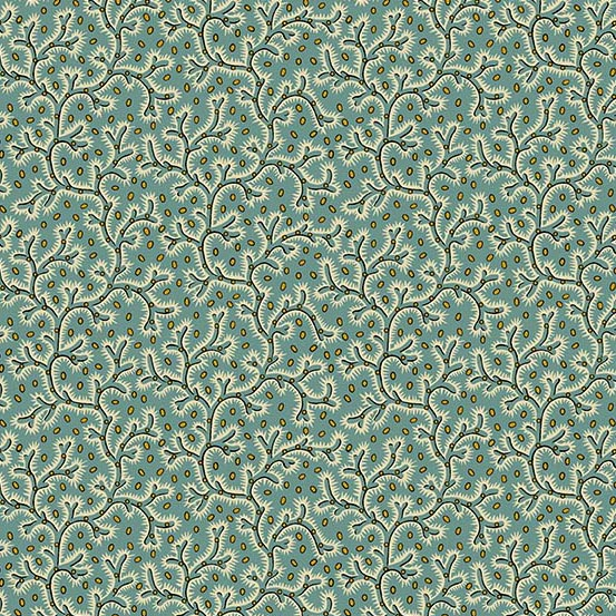 Bally Hall by Di Ford Hall - 8527 GT - Teal
