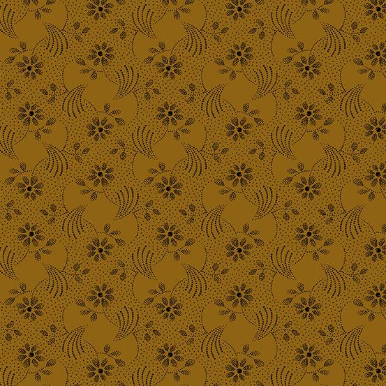 Marmalade - Floral Brown - 8540N