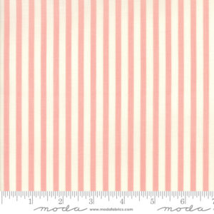 Essentially Yours - Stripe - Moda - 8652 25 - Baby Pink