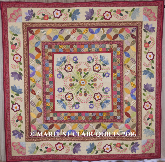 Amelie Quilt Pattern