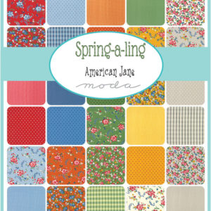 Spring a Ling - American Jane - Fat Quarter Pack