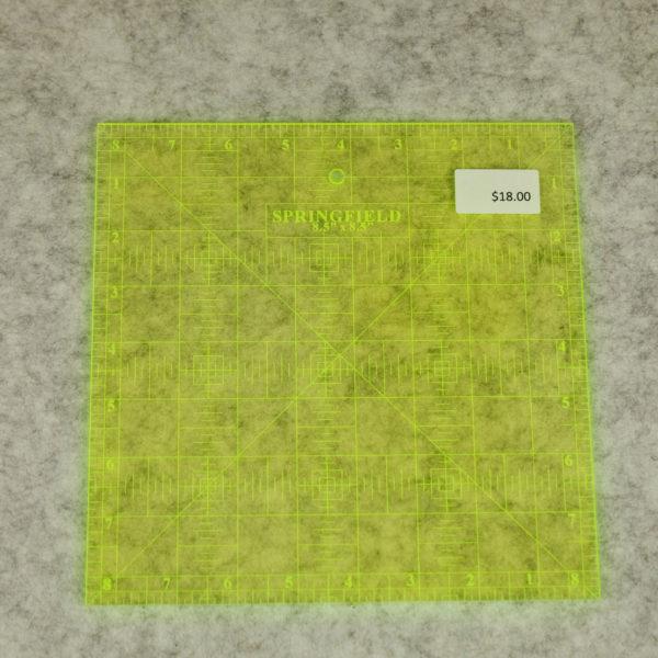 Matilda's Own - Ruler - 8½ Inch Square