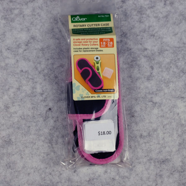 Clover - Rotary Cutter Bag - To Fit 18mm/28mm