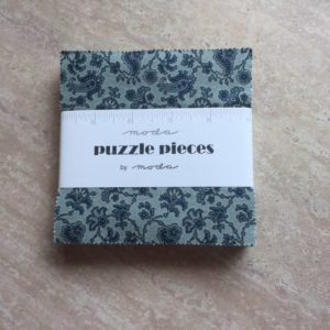 Puzzle Pieces - Charm Squares - Extra Large - 60 Pieces