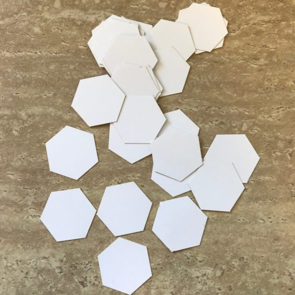#1797 Revisited - Add On - Hexagon Papers