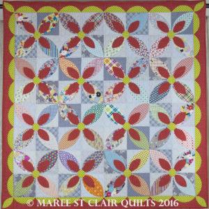 Petal Play Quilt Pattern