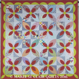 Petal Play Quilt Starter Kit - for Quilters Companion 89