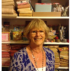 Di Ford Hall Fabrics and Books