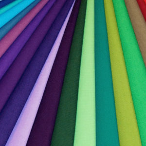 2. Fabric - Sorted by Colour or Style