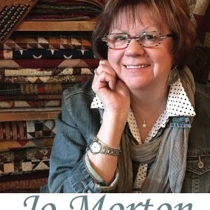 Jo Morton Fabrics and Books