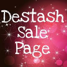 Destash Sale Page