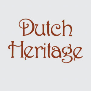 Dutch Heritage Fabrics