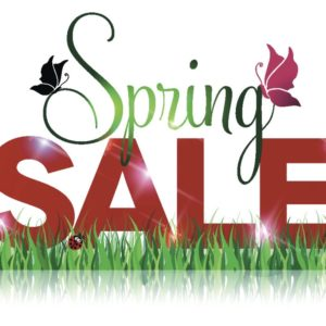 Spring Cleaning Specials