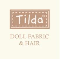 Tilda Doll Fabric and Hair